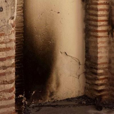 Turismo lamenta nuevos actos vandálicos en el ábside de Santiago