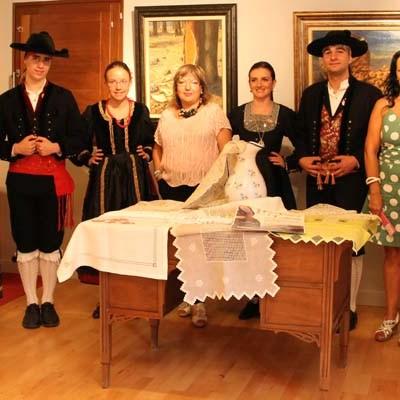 Encajeras y bordadoras se darán cita en Cuéllar en la I Feria Entre Costuras del 26 al 28 de septiembre