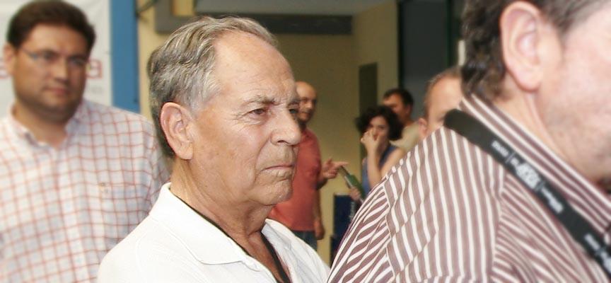 Luis Baeza en una imagen de archivo.
