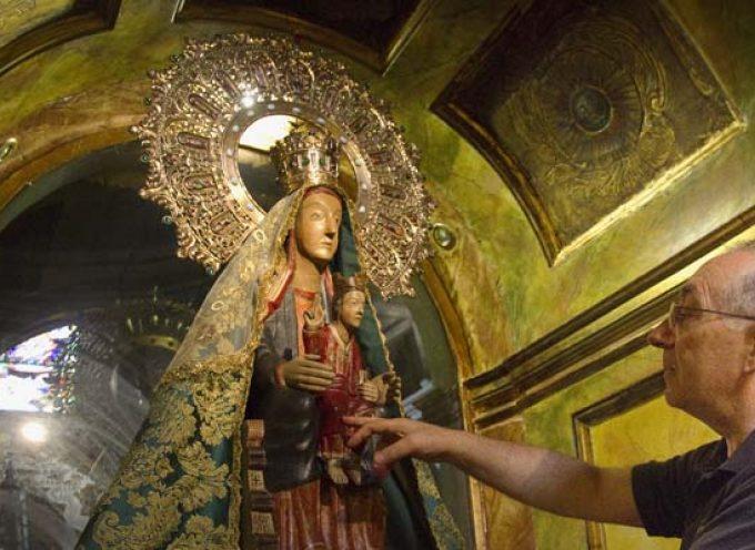 Los padres carmelitas abandonarán el Santuario de El Henar el 30 de junio
