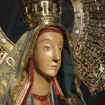 Mañana comienzan las novenas en honor a la virgen de El Henar