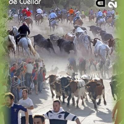 """Encierros de Cuéllar presenta su revista """"Encierros de Cuéllar 2015"""""""