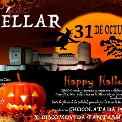 Cultura y las AMPAs de los colegios se unen para celebrar Halloween