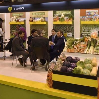 Empresas hortofrutícolas de la comarca se dan cita en Fruit Attraction