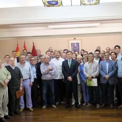 La comarca cuellarana representada en los órganos del Consorcio Provincial de Medio Ambiente