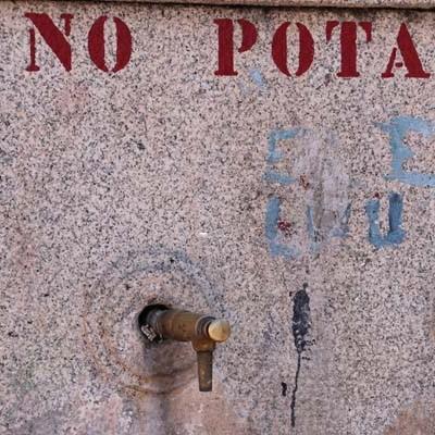 Diputación, Junta y ayuntamientos garantizan el suministro de agua en la provincia