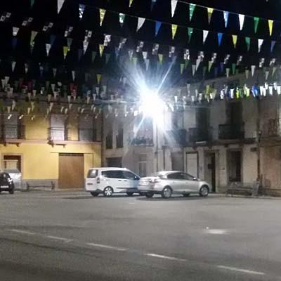 Fuenterrebollo concluye la renovación del alumbrado público por equipos de bajo consumo y LED