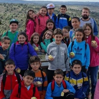 Alumnos del CEIP San Gil aprenden a valorar el Medio Ambiente en el CEAm de Villardeciervos