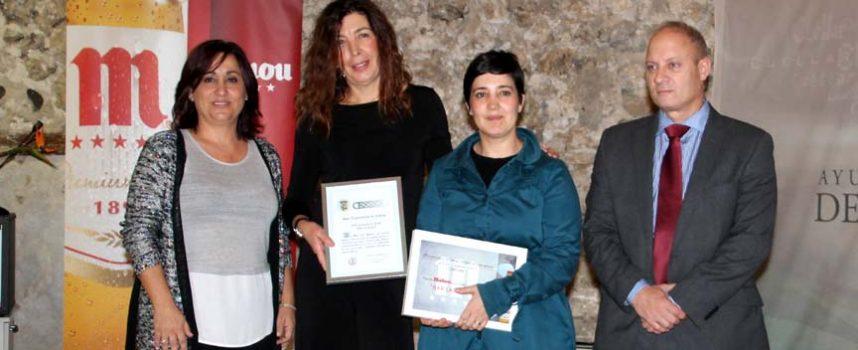 El bar Las Bolas y el restaurante San Francisco reciben los premios del XVI Concurso de Tapas