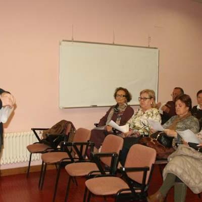 La Universidad de la Experiencia clausura hoy el curso 2015-216 en la villa