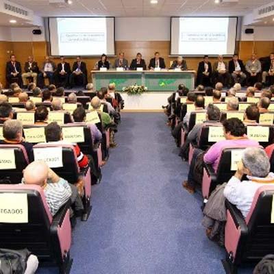 Acor inicia las Juntas Preparatorias previas a la Asamblea del 4 de diciembre en Olmedo