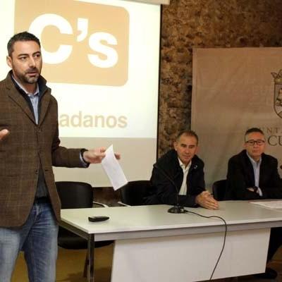Ciudadanos inicia una nueva andadura en Cuéllar con un `Encuentro Ciudadano´