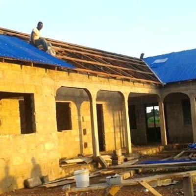 Fuenterrebollo dará nombre a una escuela en Ghana (África)