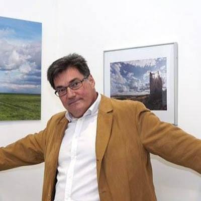 """Eduardo Marcos muestra sus """"Paisajes con sentimiento"""" hasta el 15 de noviembre en el Palacio de Quintanar"""