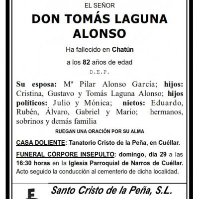 Tomás Laguna Alonso