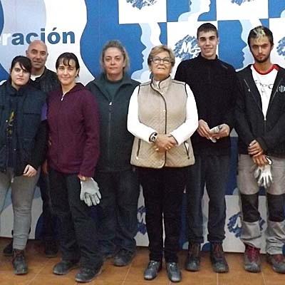 Femur inicia el programa mixto de formación y empleo