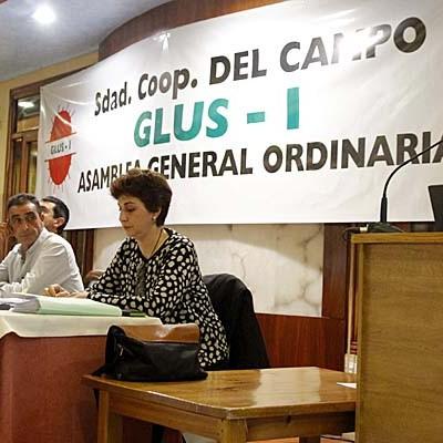 La mala campaña agrícola reduce en un 79 % los beneficios de la Cooperativa GLUS I