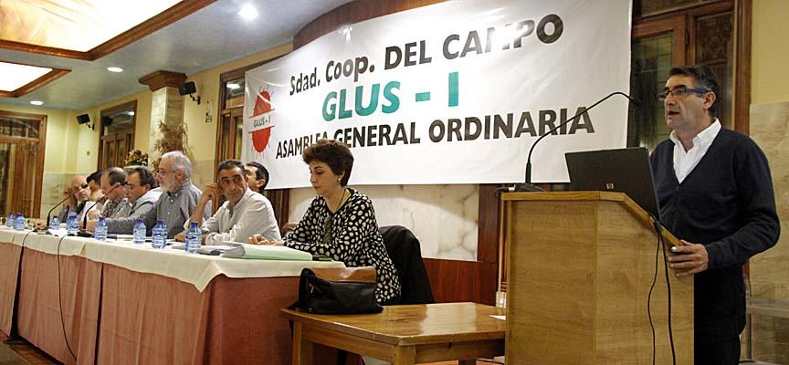 El consejo rector sometió a examen la gestión del ejercicio 2014/2015.