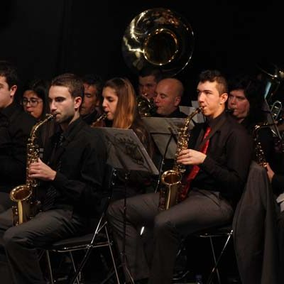 La Banda Municipal de Música ofrece hoy su tradicional `Concierto de Navidad´
