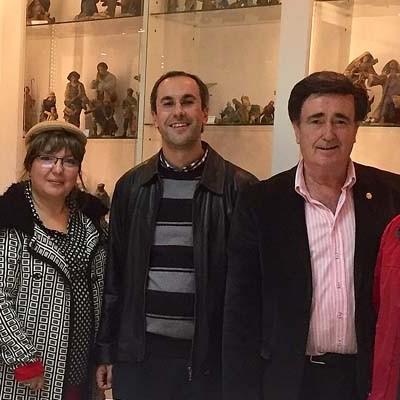 Las Tenerías acogerán una exposición de dioramas cedida por la Asociación de Belenistas de Madrid