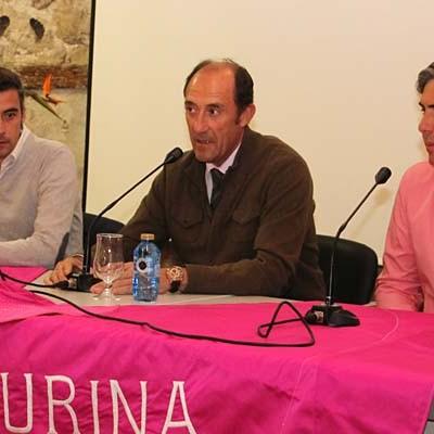 Emilio de Frutos y Marco A. Gómez repasaron su trayectoria taurina en las Jornadas de El Encierro