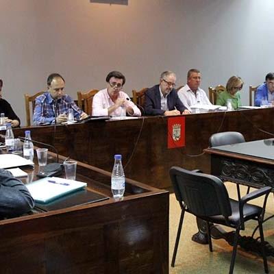 El Equipo de Gobierno de Cuéllar saca adelante su propuesta de congelación de tasas e impuestos para 2016