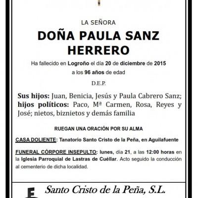 Paula Sanz Herrero