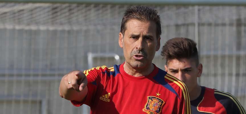 Juan Carlos Gómez Perlado, un cuellarano en la élite del fútbol: Premio al Deporte Javier Rodríguez Sanz 2015
