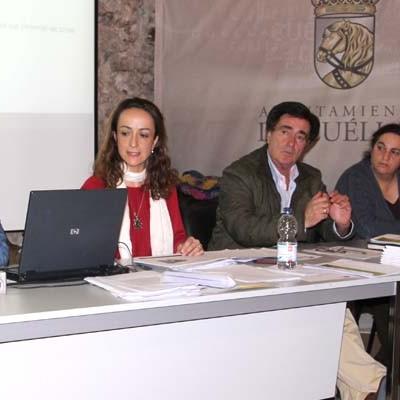 La `Incubadora de talentos´ de Honorse-Tierra de Pinares recibe una ayuda de la Fundación Caja Segovia y Bankia