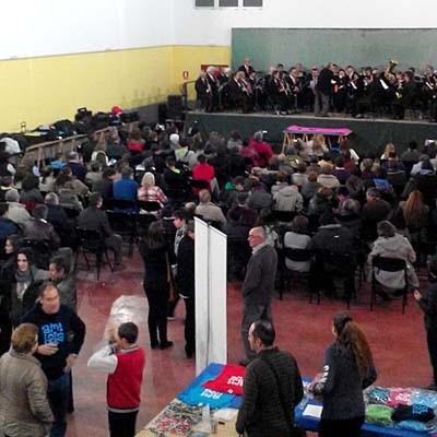 Fuenterrebollo recauda 1.135 euros para la asociación Aleph-Tea en sus II Jornadas por la Inclusión