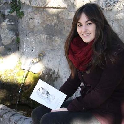 """Sara Balporte presenta mañana en Cuéllar su libro """"Autocensura"""""""