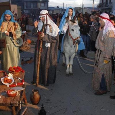 Zarzuela del Pinar celebra el domingo su XX Belén Viviente