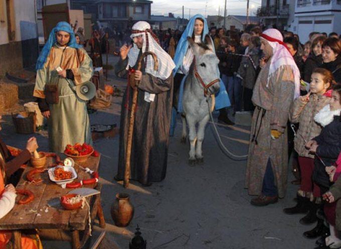Zarzuela del Pinar se transformará mañana en Belén como cada Navidad
