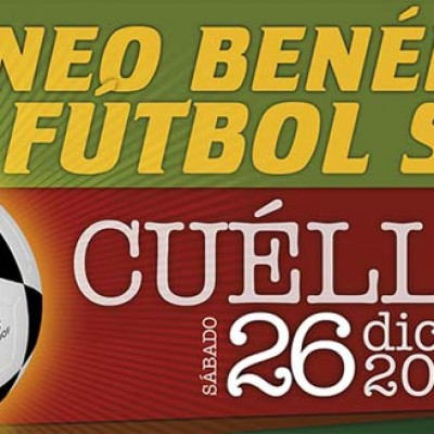 El CD Racing Cuéllar organiza una nueva edición de su Torneo Benéfico de Fútbol Sala