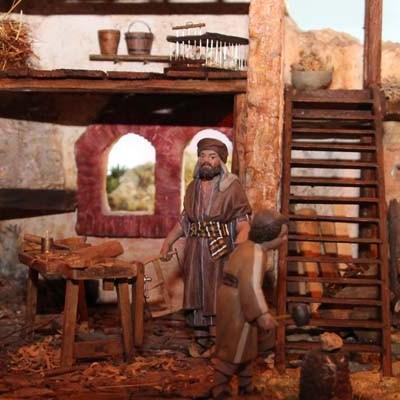 """La exposición de dioramas """"La historia del Niño Jesús"""" ha superado los 5.300 visitantes"""