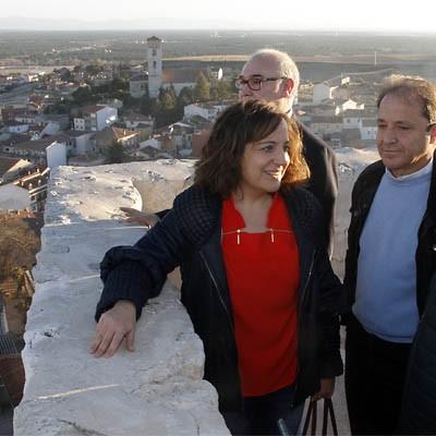 El PSOE celebra un acto electoral hoy con Juan Luis Gordo y Carlos Fraile