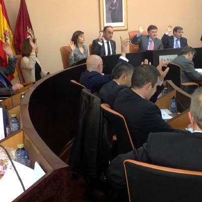 La Diputación contará en 2016 con un presupuesto de 55 millones