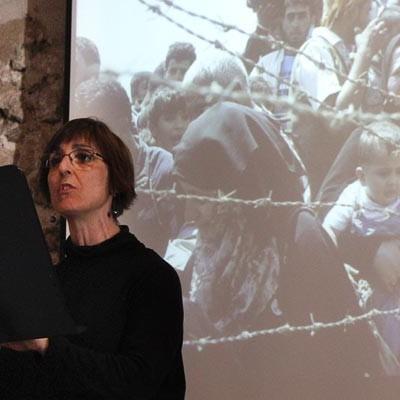 Cruz Roja y Festeamus recaudaron 466 euros a favor de los refugiados