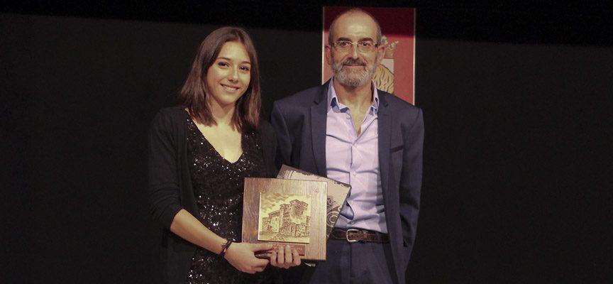 Marina Muñoz, Juan Antonio Velasco y José Luis Herrero, premio a los mejores deportistas del año en la comarca