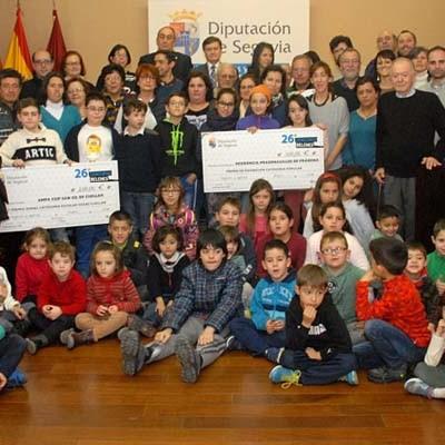 Varios Belenes de la comarca premiados en el XXVI Concurso Provincial de Belenes