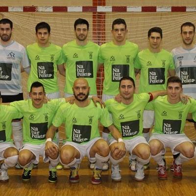 El FS Cuéllar inicia con una victoria la segunda vuelta de la liga
