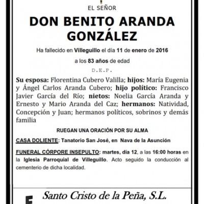 Benito Aranda González