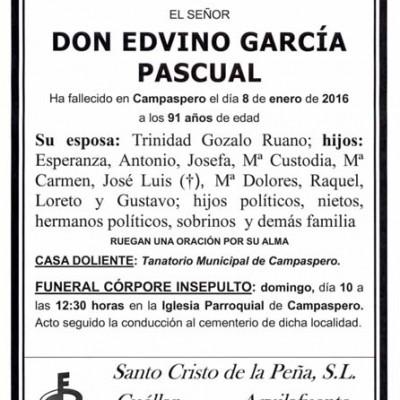 Edvino García Pascual