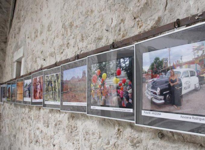 """""""El Buen Rollo"""" muestra sus imágenes de Ocio y Tiempo Libre en el patio del Ayuntamiento"""