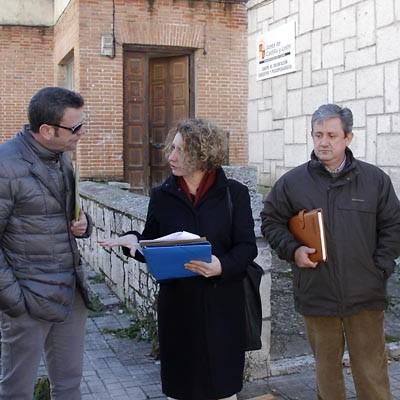 El PSOE preguntará en las Cortes por la paralización de las obras del gimnasio del Colegio La Villa