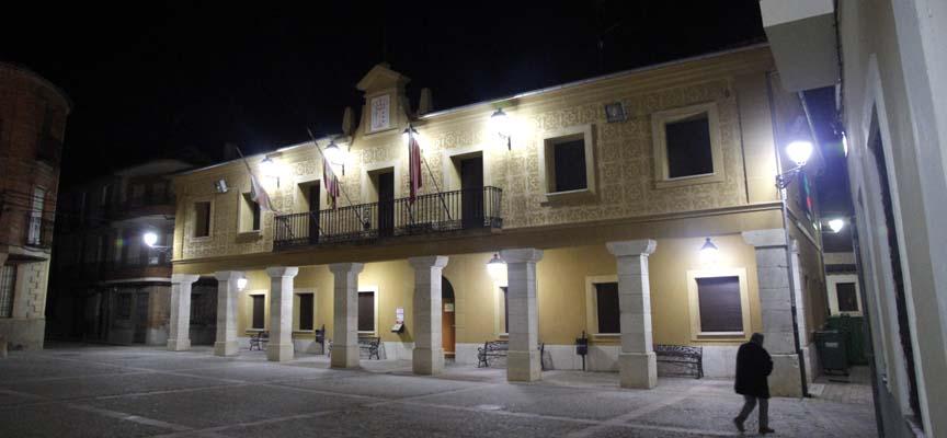 Ayuntamiento de Fuentepelayo.