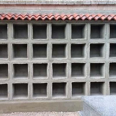 Sacramenia habilita columbarios en el cementerio municipal