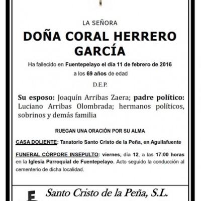 Coral Herrero García