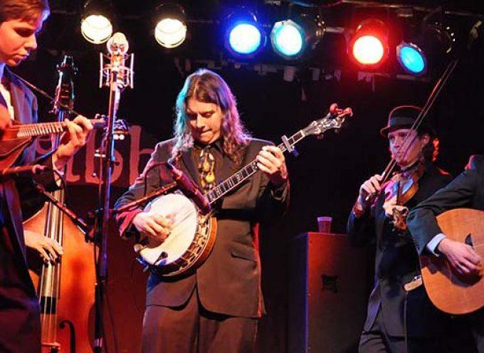 Henhouse Prowlers actuará en Montemayor de Pililla de la mano del Huercasa Country Festival