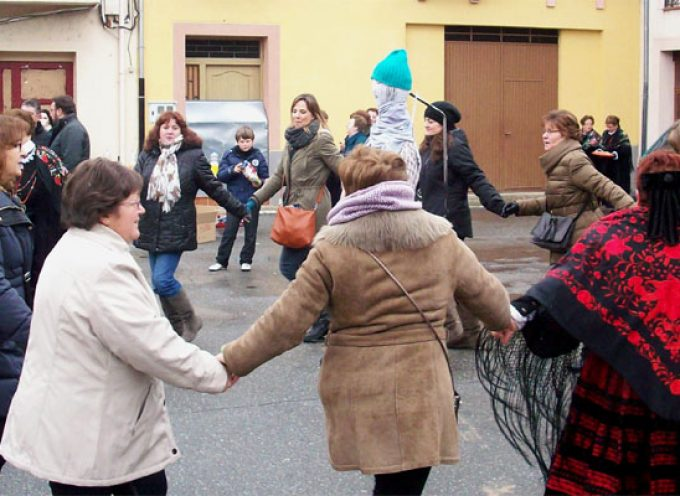 Fuenterrebollo celebra la festividad de Santa Águeda aunando historia, tradición y presente